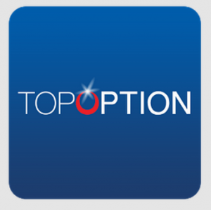 Logo app TopOption