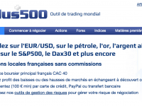 Plus500 avis et test du broker leader en France